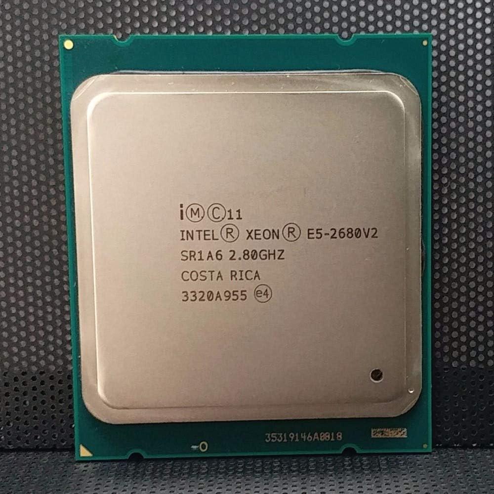 MEIJIA Intel Xeon E5 2680 V2 SR1A6 CPU Processor 10 Core 2.80GHz 25M 115W E5-2680 V2