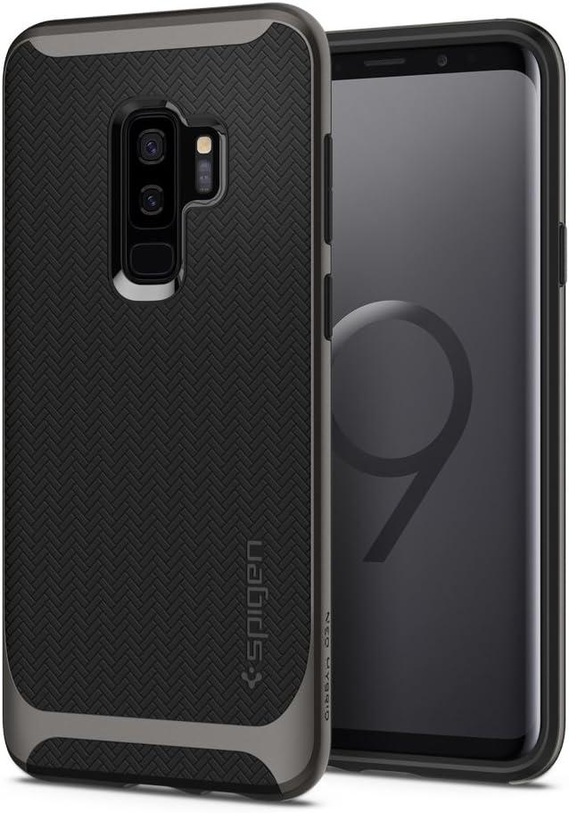 Spigen Neo Hybrid Designed for Samsung Galaxy S9 Plus Case (2018) - Gunmetal