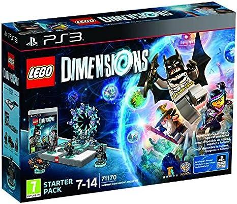 LEGO - Starter Pack Dimensions (PS3): Amazon.es: Videojuegos