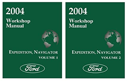 2004 ford expedition manual