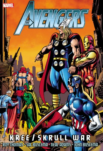 Avengers: Kree/Skrull War (New Edition) (4 And 20 Crosby Stills Nash And Young)