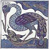 Celebrate the Home Victoria & Albert 3-Ply Paper Luncheon Napkins, De Morgan Tiles, 20 Count