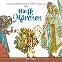 Hauffs Märchen Hörbuch von Wilhelm Hauff Gesprochen von: Johannes Steck, Heikko Deutschmann