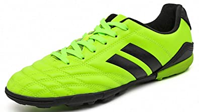 Image Unavailable. Image not available for. Colour  NEWCOLOR Unisex Football  Boots Boy Girl Women ... 9b1a8b0bd9