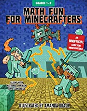 Math Fun for Minecrafters: Grades 1–2
