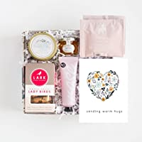 Unboxme Cookies + Tea Care Package For Women, Gift Box For Her, Birthday Gift, Breakup Care Package, Sympathy Gift…