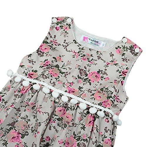 Weinxinbuy Newborn Baby Girls Floral Romper Bodysuit Jumpsuit Clothes Outfits