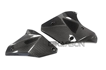 Amazon.com: 2015 - 2017 Kawasaki Ninja H2 Carbon Fiber Lower ...