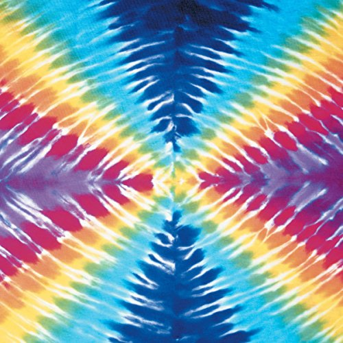 Tie Dye Paper (Hot Off The Press Scrapbooking Bulk Paper Collection | Creativity Starts Here | 12