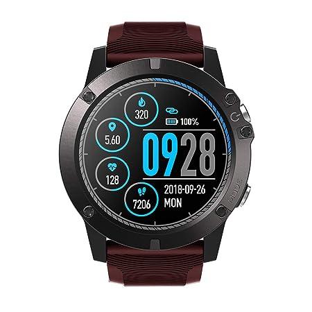 JIANGfu Fitness Smartwatch, 1.3 Pulgadas Impermeable Reloj ...