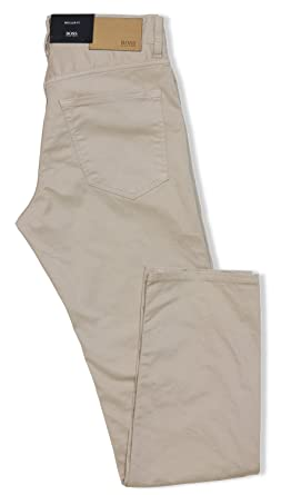 e3bb39036db5 Amazon.com  Hugo Boss Maine Men s Regular Fit Stretch Pant  Hugo Boss   Clothing