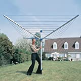 Strata Outdoor Rotary Dryer Clothes Line