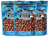 vinegar and salt almonds - Blue Diamond Almonds Bold Salt and Vinegar 16-Ounce Bag (Pack of 3 Bags)