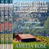 Carson Hill Ranch Box Set, Books 7-9