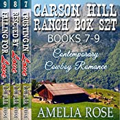 Carson Hill Ranch Box Set, Books 7-9 | Amelia Rose