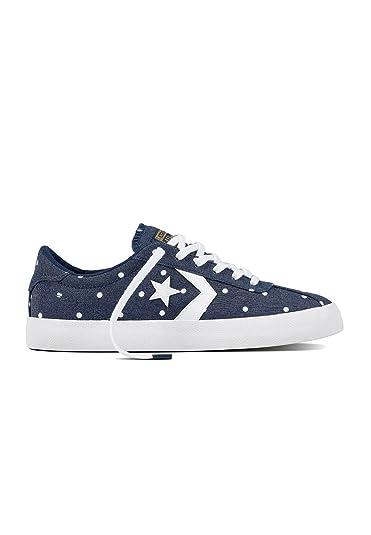 Blaue Converse Sneaker Breakpoint Ox Kids VSNCsAkX