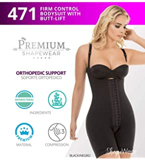 dda14b73887 Just Us Store Post Surgery Postpartum Tummy Tuck 3 Adjustable Row Hooks  Shaper