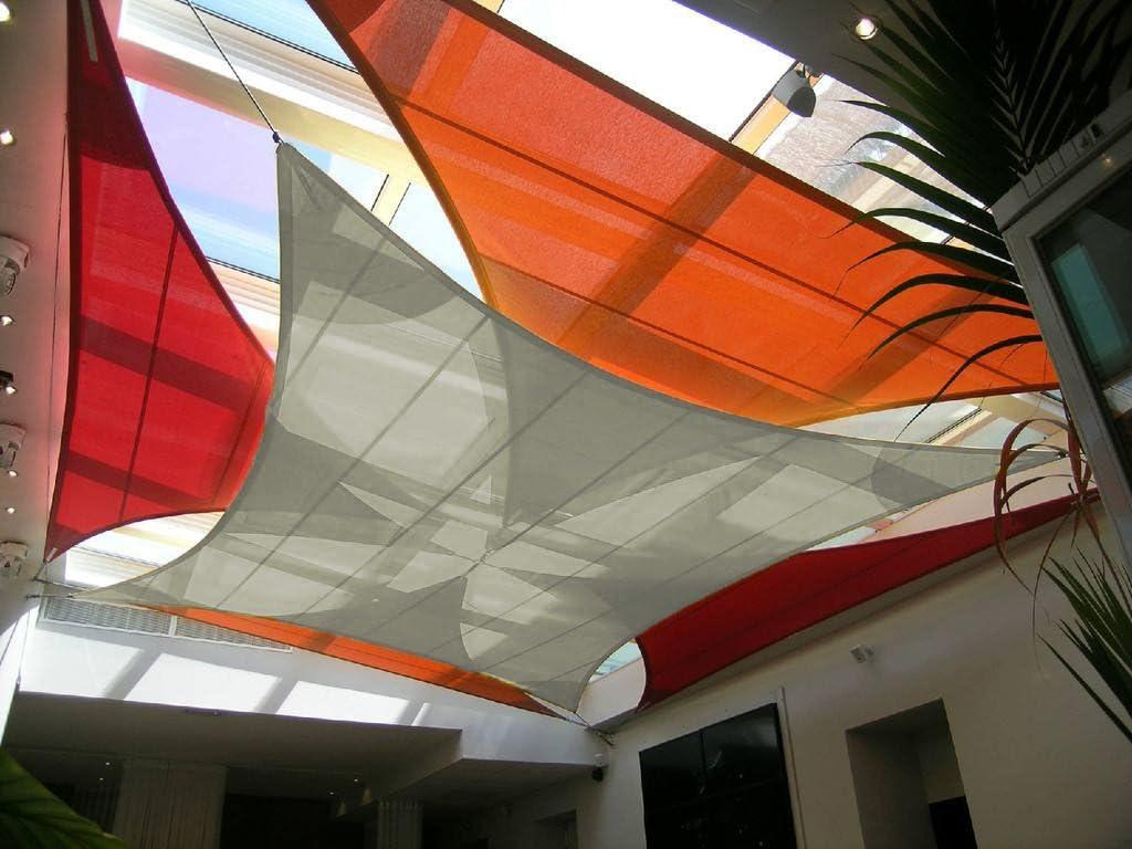 Velas de sombra, 3 x 2metro toldo derecho rectángulo UV bloque vela para exterior Patio jardín piscina: Amazon.es: Jardín