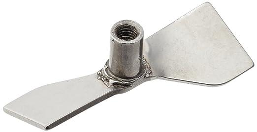 Neolab 2 2374 - Mezclador recto para barra (acero inoxidable ...