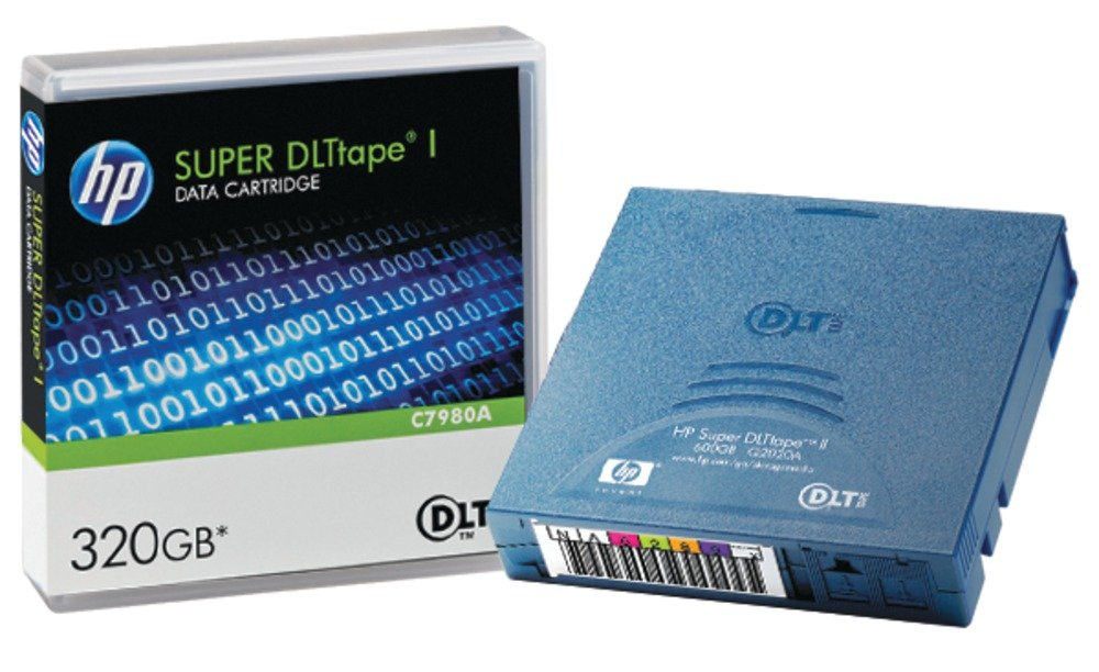 Data Cartridge HP DLT 320GB C7980A