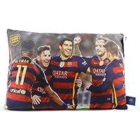 New FC Barcelona Football Player Celebrate 40X25cm Pillow Design Soccer