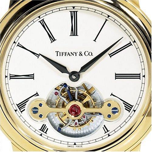 Tiffany Timepieces - And Stock Tiffany Company