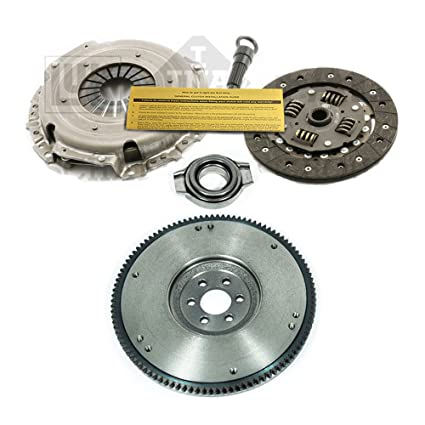 Amazon.com: LUK CLUTCH KIT+HD FLYWHEEL for 88-99 NISSAN SENTRA 200SX NX 1600 COUPE 1.6L 4cyl: Automotive