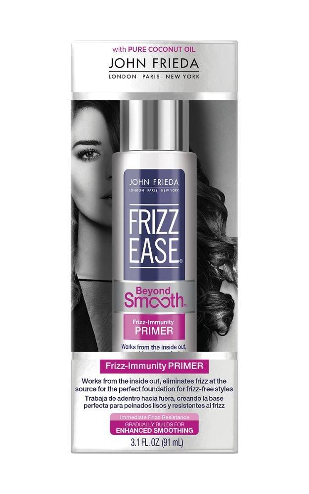 John Frieda Frizz Ease Beyond Smooth Frizz-Immunity Primer, 3.1 Ounces