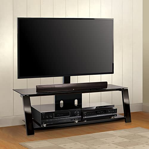 Bell O TP4452 Triple Play 52 TV Stand for TVs up to 60 , Black