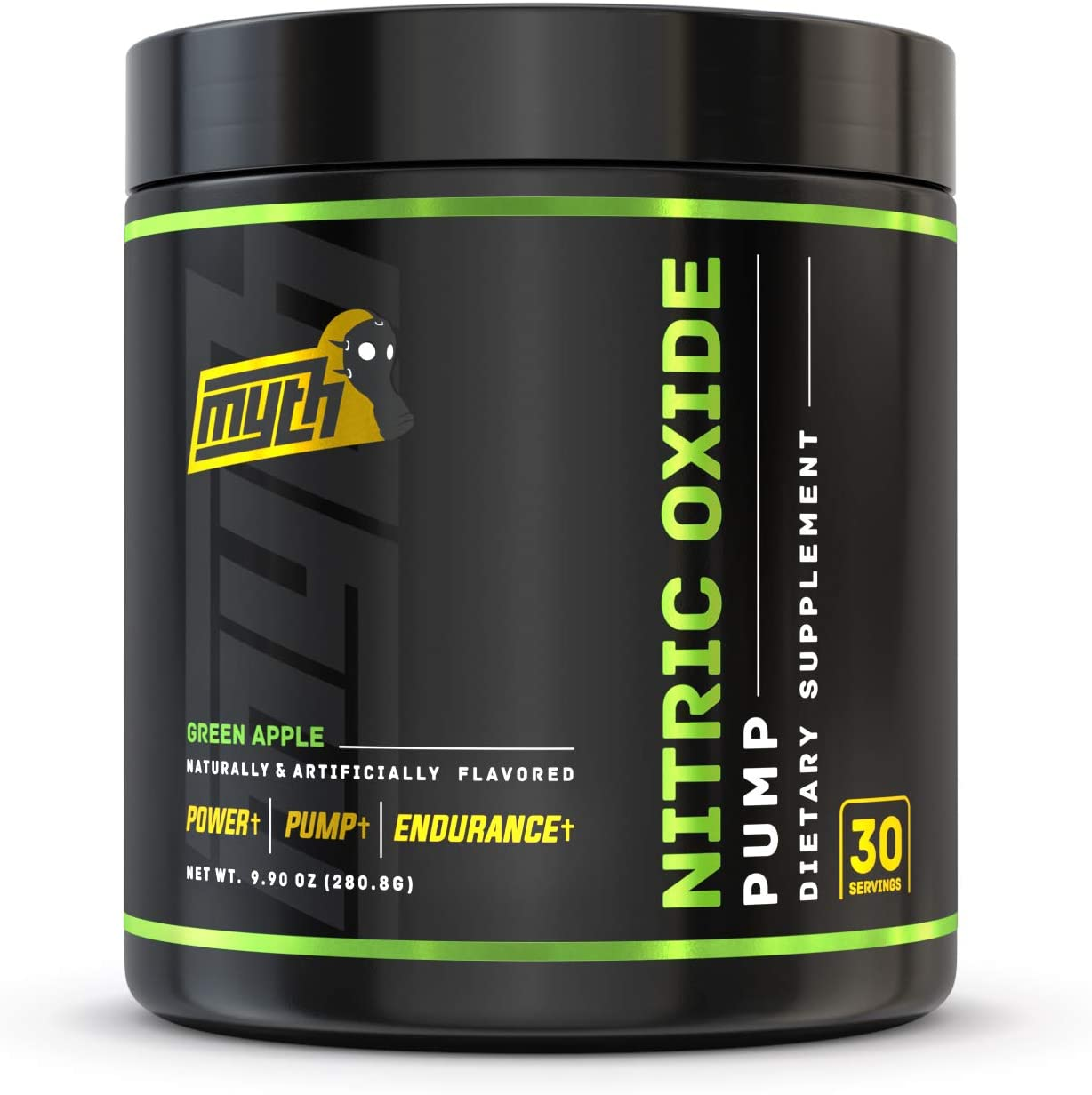 Pure Encapsulations – Nitric Oxide Support – Supports Healthy Oxygen Circulation and Promotes Energy Production Within Muscles – 162 Grams