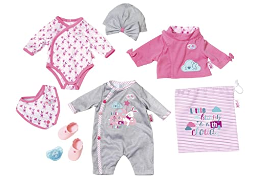Baby Born 823538 Deluxe Care and Dress Set