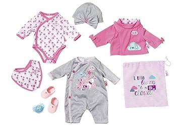 Amazon.es: BABY born Deluxe Care and Dress 823538 - Juego de ...