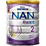 雀巢 Nestle 能恩2段 德国原装进口 6-12个月较大婴儿配方奶粉 800g 罐装 (新老包装随机发货)