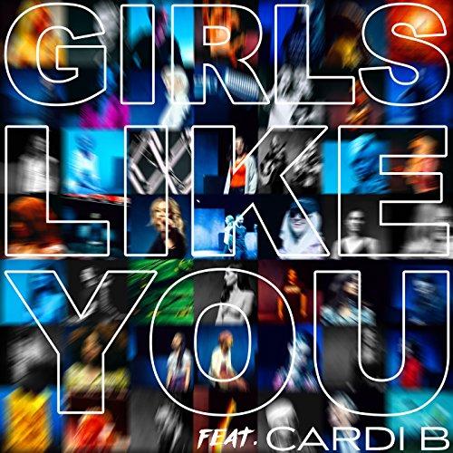 Girls Like You [Clean] [feat. Cardi B]