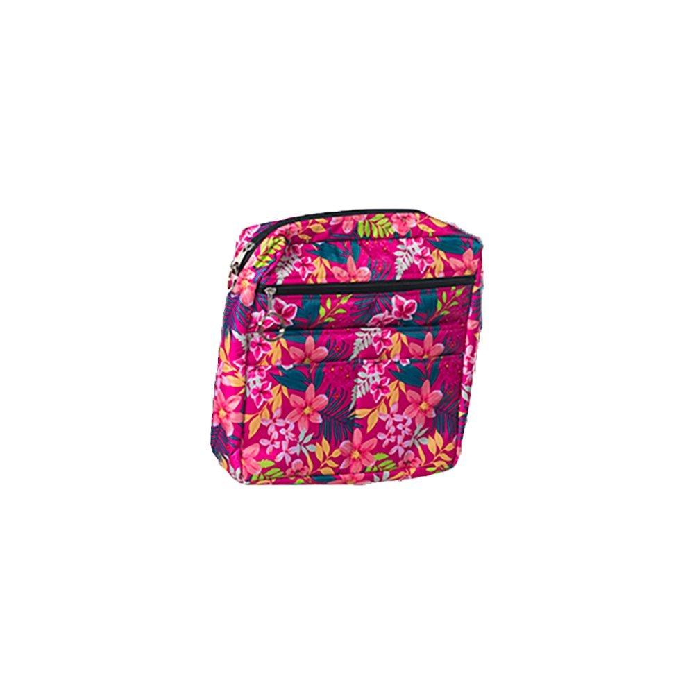 Pink Floral Mobility Bag