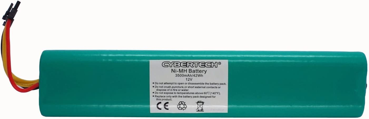 CyberTech Replacement NiMh Battery Pack Compatible for Botvac Series 70e 75 80 85 Vacuum and Botvac D Series D75 D80 D85 Robots