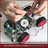 SunFounder Smart Video Car Kit Raspberry Pi DIY
