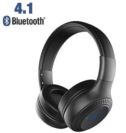 b198f05f951 Amazon.com: ZEALOT B20 Bluetooth 4.1 On-the-ear Headphones, Wireless ...