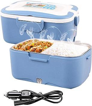 Lunchbox Elektrische 24V 35W Lebensmittelw/ärmer Lunch Box f/ür LKW-Fahrer 1.5L Tragbare Heizung Mahlzeit Container Bento Heizung AUTOPkio Truck Elektrische Brotdose