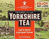 Taylors of Harrogate Yorkshire Red, 10 Teabags