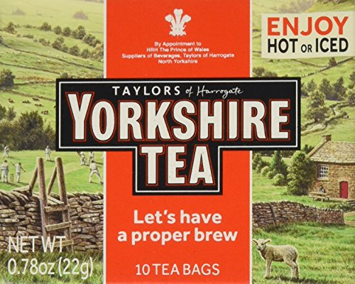 Taylors of Harrogate Yorkshire Red