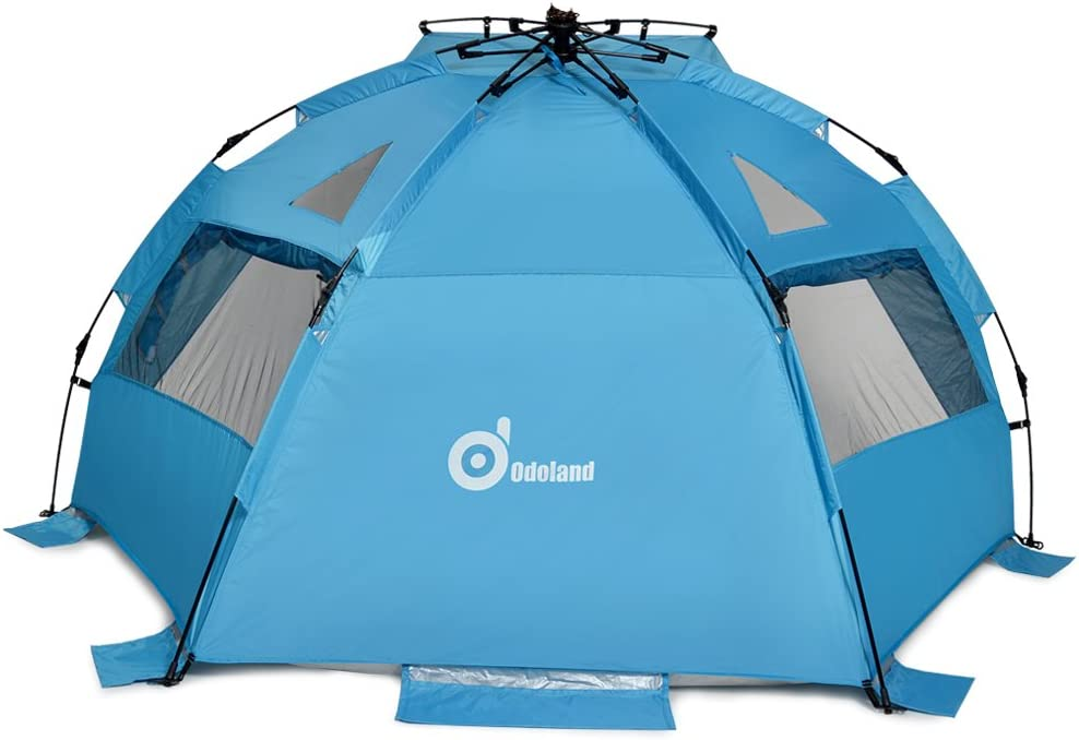 Otentik Nano Sunshade for Beach or Outdoors Sun Awning Suitable for Two Beach Shelter Sun Canopy Sail Canopy