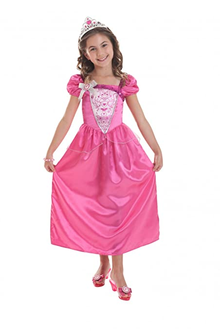 Barbie Princess 3 Kids Costume - 3-5 Years  sc 1 st  Amazon.com & Amazon.com: Barbie Princess 3 Kids Costume - 3-5 Years: Toys u0026 Games