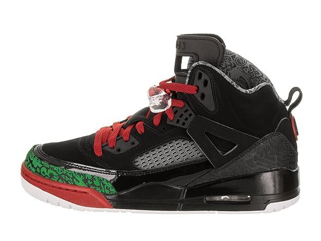 big sale 163b6 f5d84 Amazon.com   Air Jordan Spizike Men s Shoes Black Red 315371-026 (13 D(M) US)    Basketball