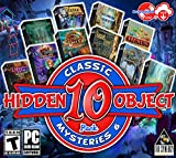 Hidden Object Classic Mysteries 6 - 10 Great Games - Collectors Editions Included