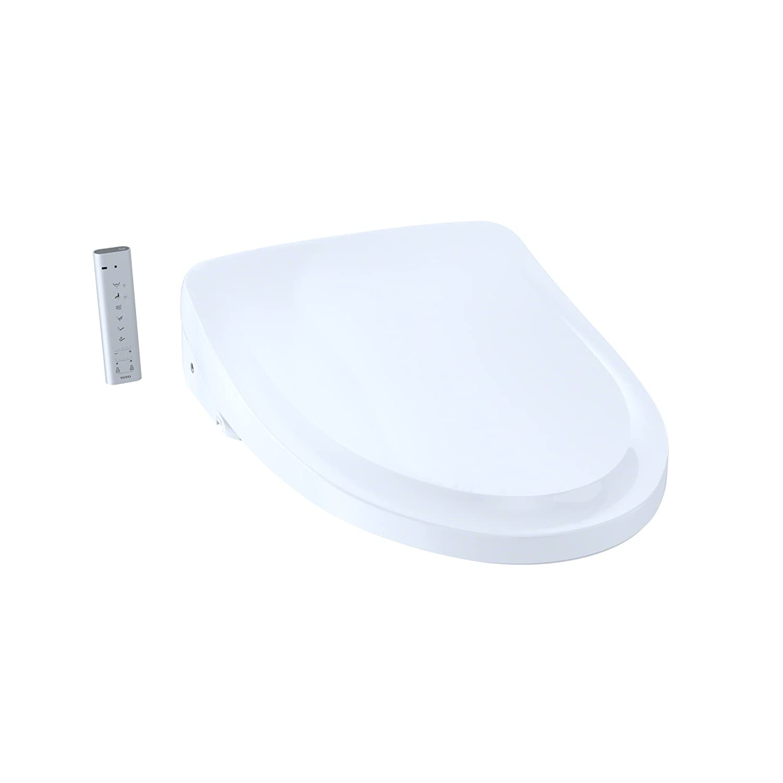 TOTO SW3044T40#01 Washlet+ S500e Elongated Bidet Toilet Seat with ...