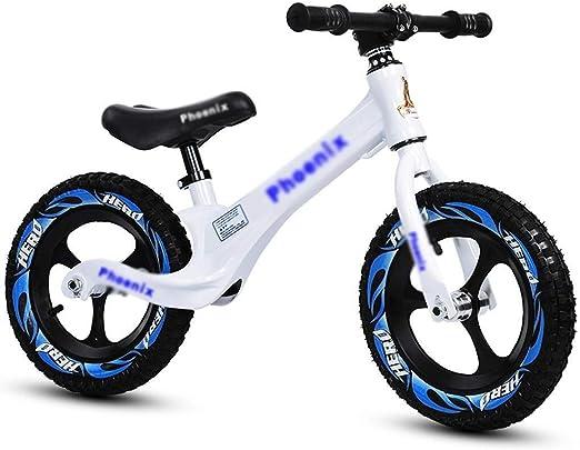 LPYMX Bicicletas sin Pedales para niños Bicicleta Infantil de ...