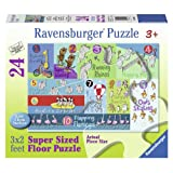 Ravensburger Counting Animals Floor Jigsaw Puzzle (24-Piece)