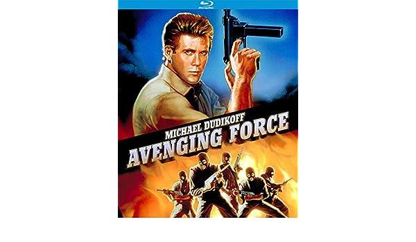 Avenging Force Edizione: Stati Uniti Italia Blu-ray: Amazon ...