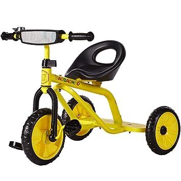 Xiao ping Triciclo para Niños 2-5 Años De Edad Coche para Niños Coche Y Mujeres Bicicleta De Tres Ruedas para Niños: Amazon.es: Hogar